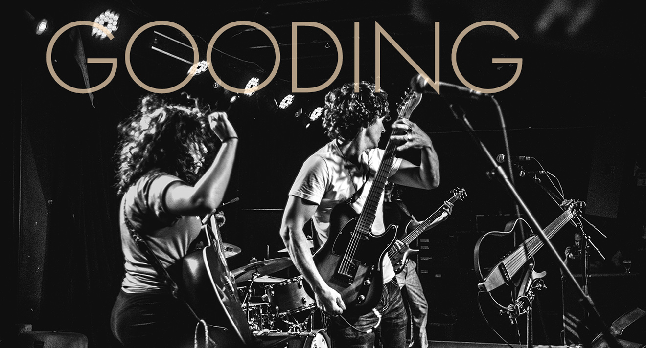 Gooding - Rock n' Roll from the plains