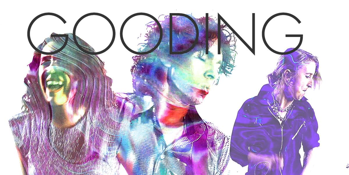 Gooding - Cinematic records and epic theatrical live shows